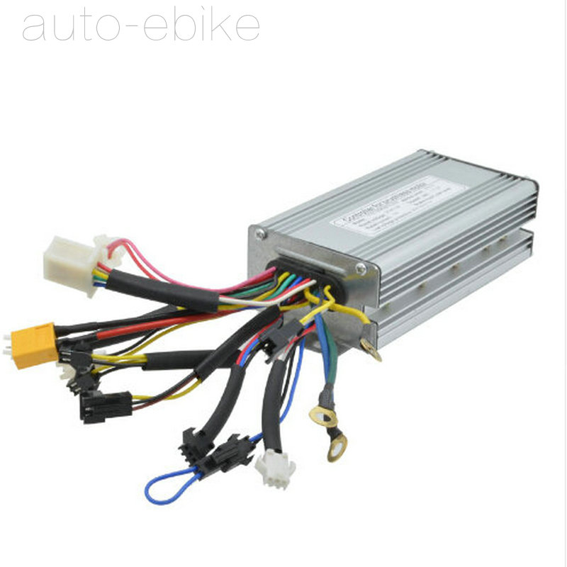 Ebike 36V and 48V 350W Electric bicycle Brushless DC Sine Wave Controller for Sondors eBike Controller